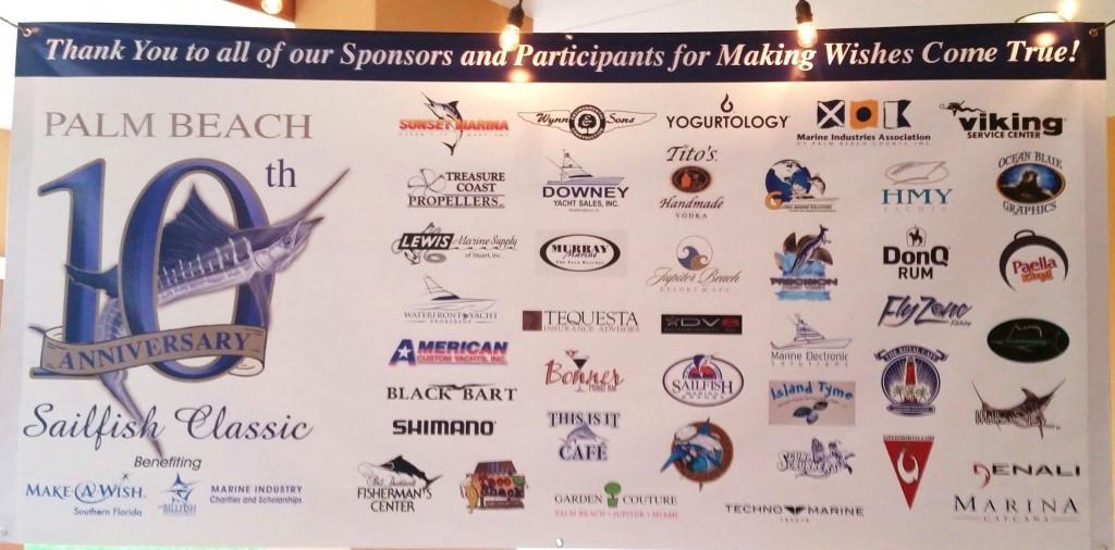 PBSC Sponsors