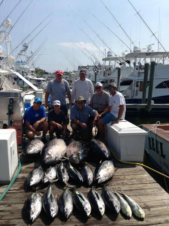 fishing - bill & Kevin