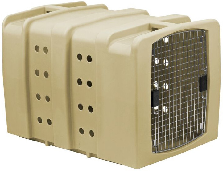 Airline ready dog kennel