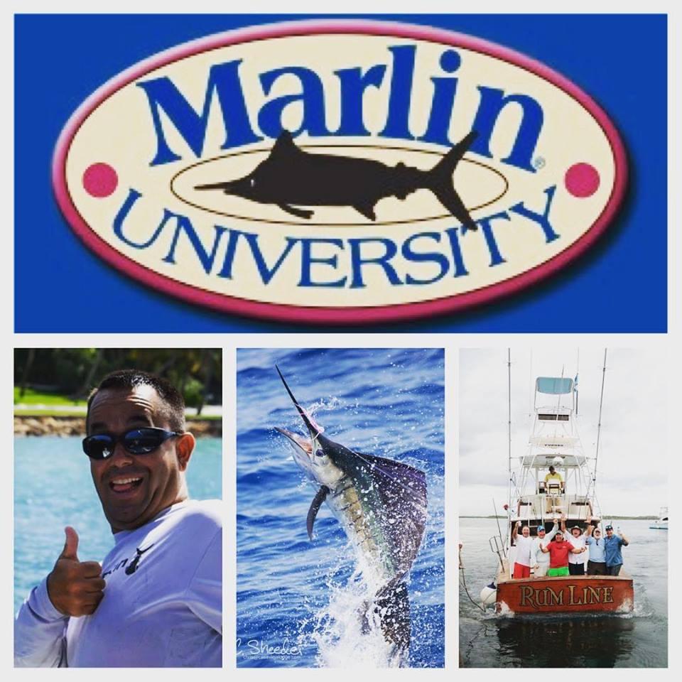 Fly Navarro is an instructor at Marlin University