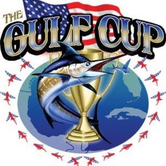 The gulf cup logo