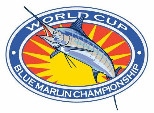 world cup blue marlin championship logo