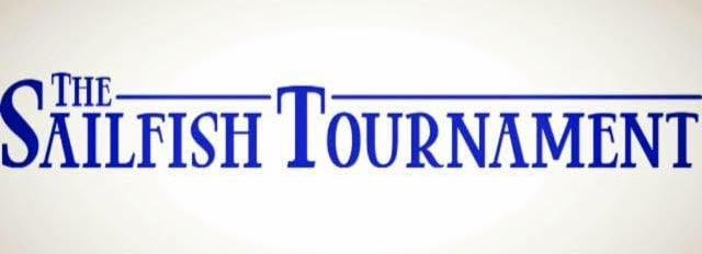the sailfish tournament logo