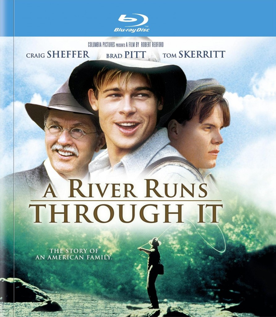 A River Runs Through It Film Cover