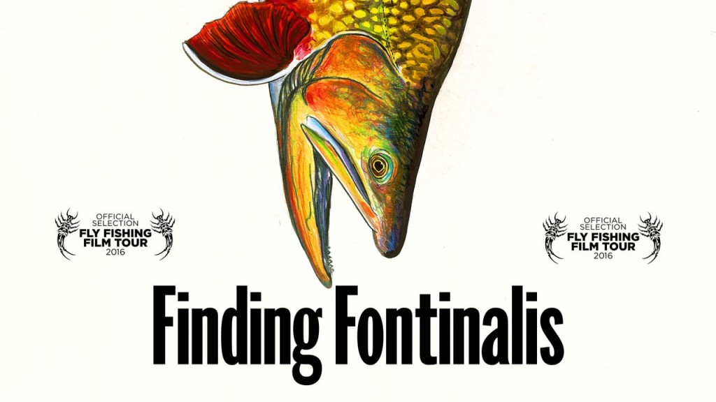 Finding Fontinalis Film Cover