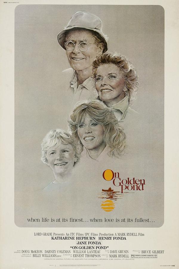 on golden pond film cover