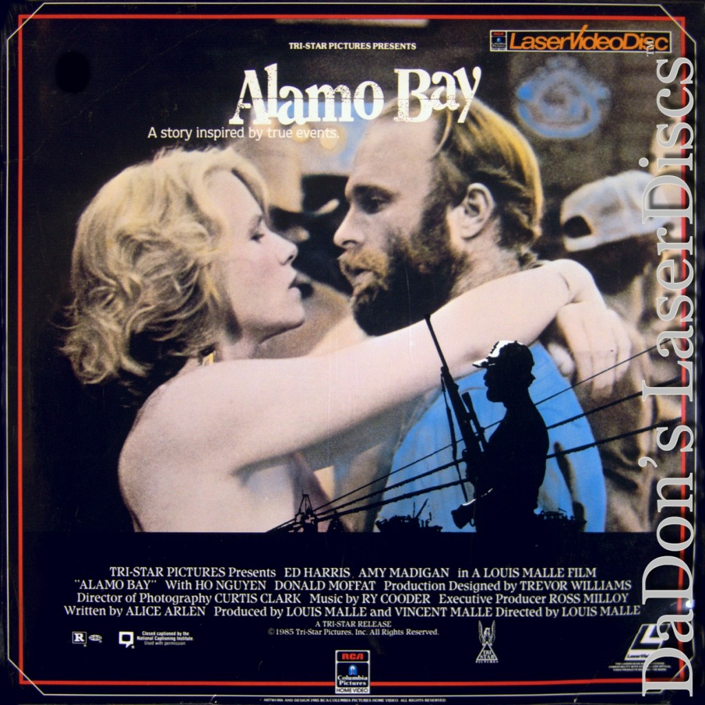 Alamo Bay Film Cover