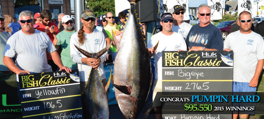 big fish classic 2015 winner 276.5lb bigeye