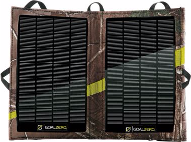 Goal Zero Solar Charger for Fathers Day