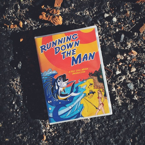 Running down the man fly fishing film cover