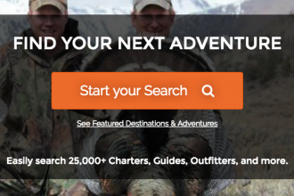 book hunting and fishing trips on finandfield.com