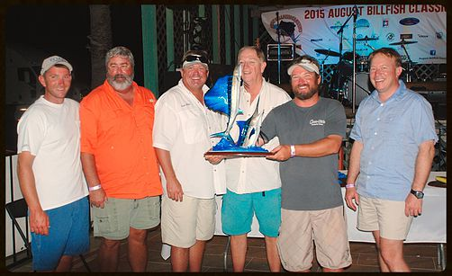 texas billfish classic tournament winners