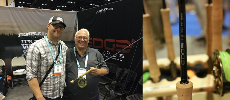 gary loomis inventure of edge rods and founder of north fork composites