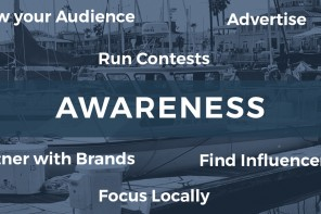 driving awareness for your fishing or hunting business