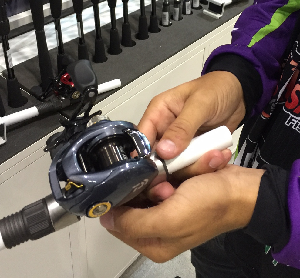 diawa zillion at icast 2016