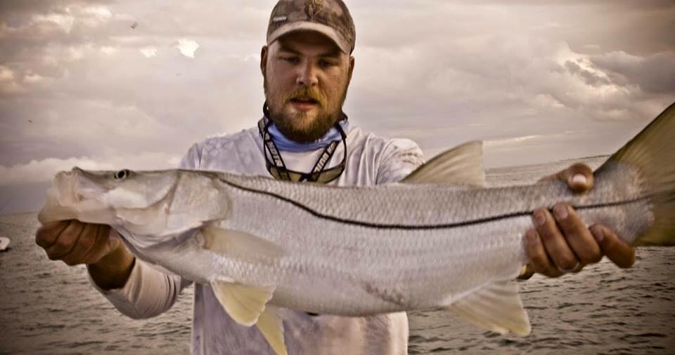 paul is an equal opportunity angler, at home in salt or fresh water