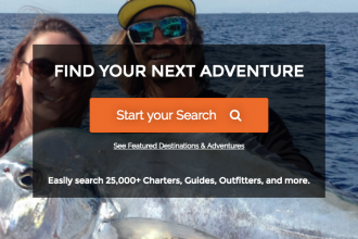 fin and field search homepage