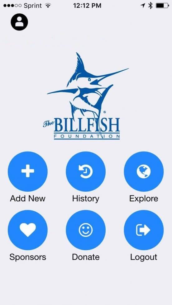 the billfish foundation new mobile app