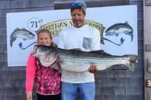 Martha's Vineyard fishing derby