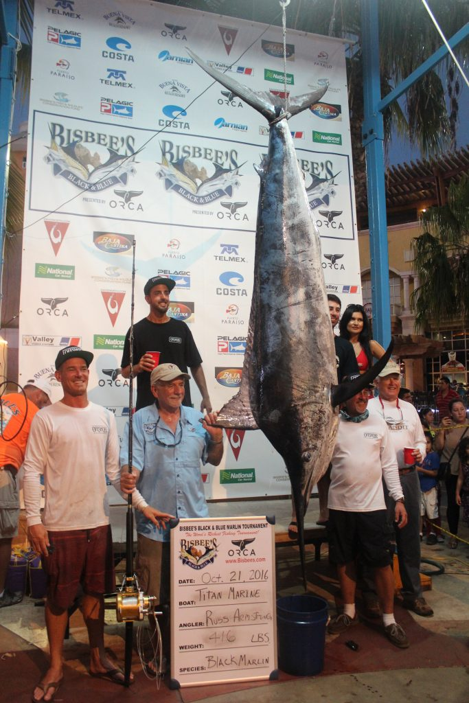 Bisbee's Black and Blue 2nd Place Finish