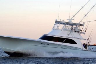 carly a outer banks fishing charter