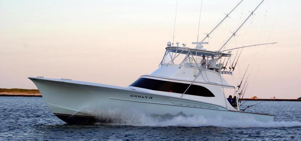 Carly a sportfishing outer banks charters fin and field for Fishing charters outer banks