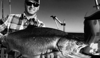 Lake Ontario Fishing with Good Times Sportfishing