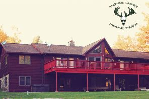 three lakes trophy lodge