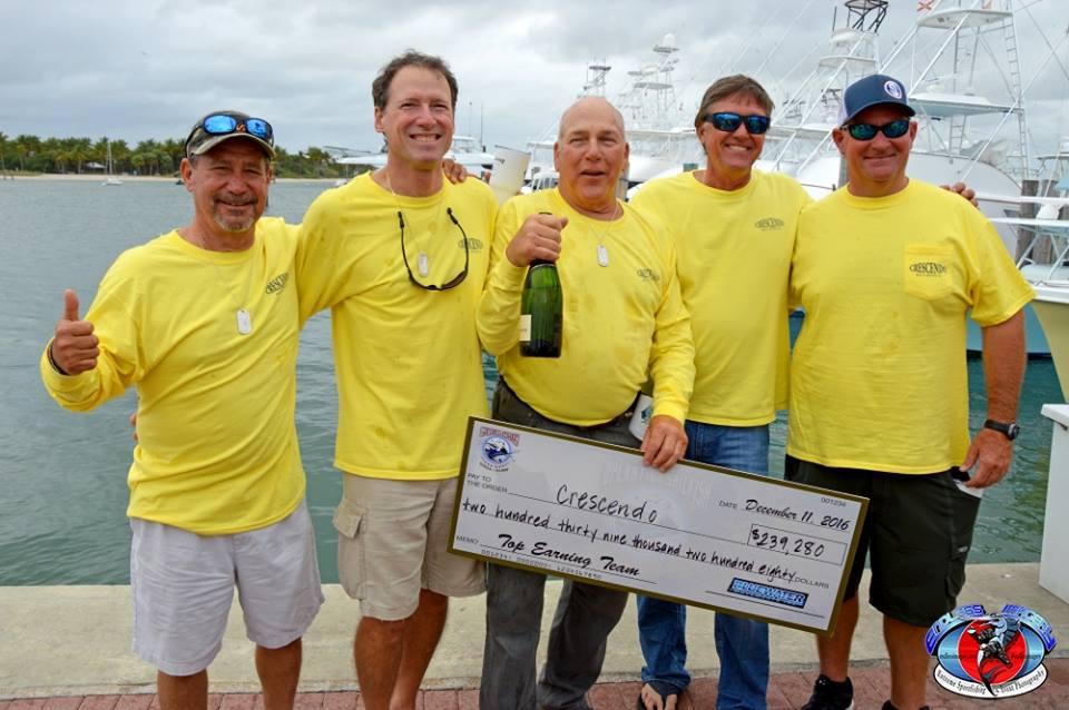 Operation Sailfish Winners