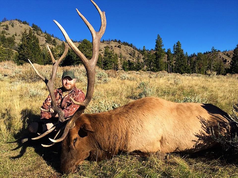Wood River Ranch Elk Hunts