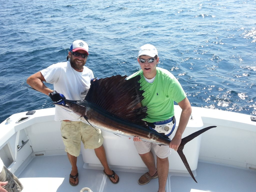 Outer Banks fishing vacation destination