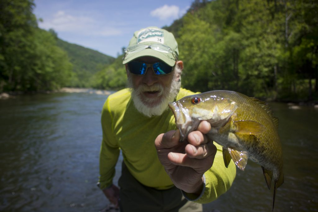 Asheville is a great choice for a fishing vacation destination