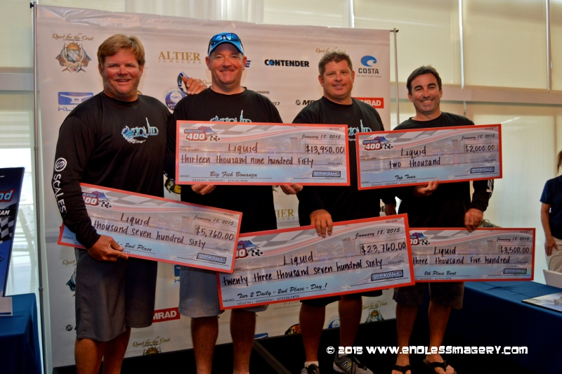 Sailfish 400 past winners