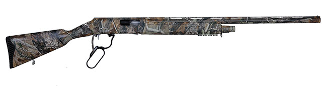 Adler Arms Lever Action Shotgun