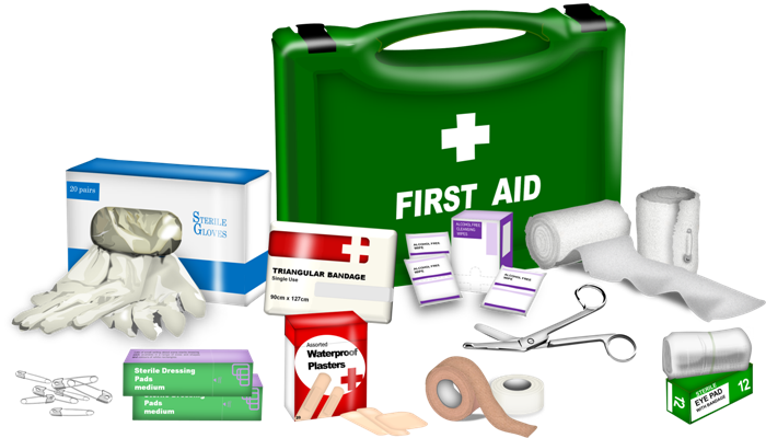 adventure first aid kit basics
