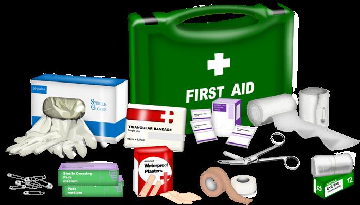 adventure first aid kit basics