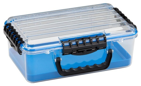 Plano box for adventure first aid kit