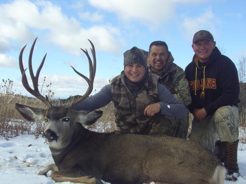 Big Chino Guide Service Mule Deer