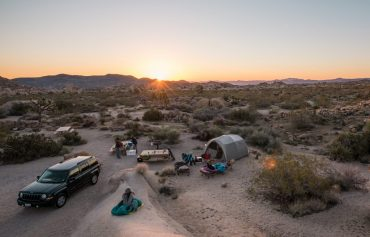 Ask An Expert: Where Can I Camp?