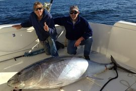 Bucket List Item: Giant Bluefin Tuna On Rod And Reel