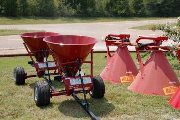 Food Plot Seed Dispersal Options