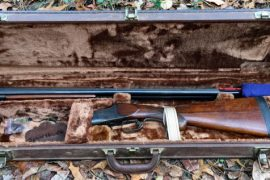 Review: Sportlock Leatherlock Deluxe Hard Takedown Shotgun Case