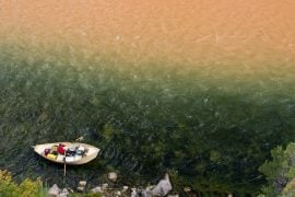 8 Tips for Flyfishing During the Spring Runoff