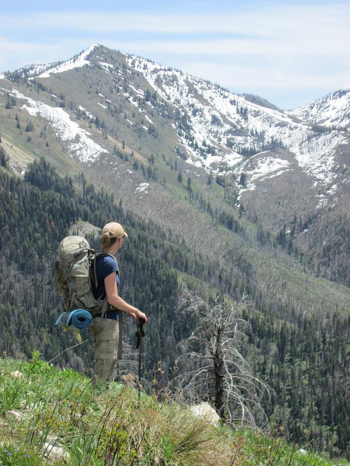 Elk Springs Outfitters Idaho Terrain