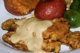 Best Recipes: Chicken-Fried Venison Steak