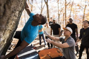 Brothers of Climbing: Represent and Reach