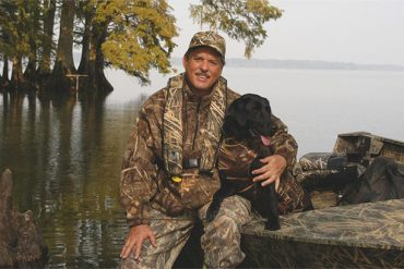 Ducks Unlimited Recognizes Wade Bourne's Conservation Efforts