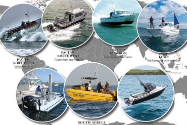 Fabulous and Funky Fishing Boats from Foreign and Familiar Lands