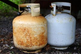How Do We Recycle Empty Canisters from Small Gas Grills?