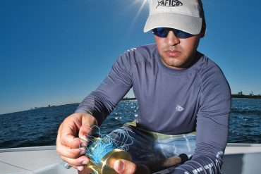 How to Cast Offshore Conventional Reels